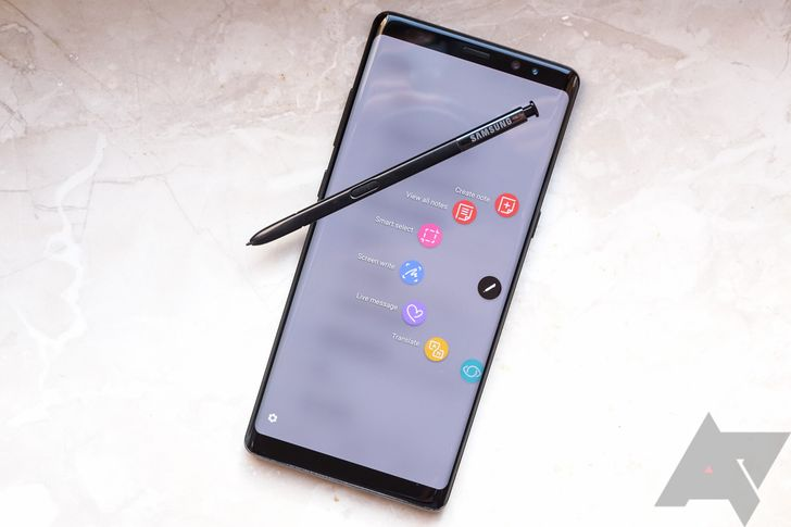 The Samsung Galaxy Note 8 goes on sale today—here are all the launch deals