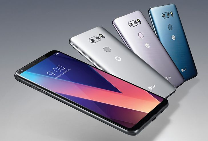 LG V30 starts shipping in South Korea, more markets to follow in the coming days/weeks