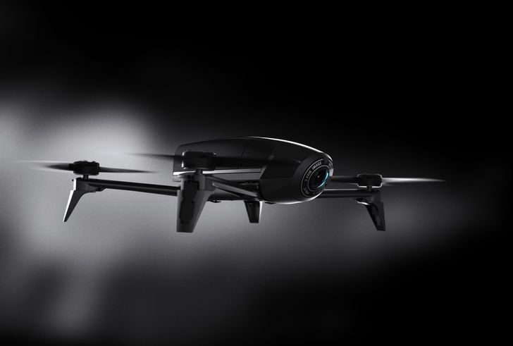 Parrot announces the Bebop 2 Power, including two 30min batteries and new FPV goggles