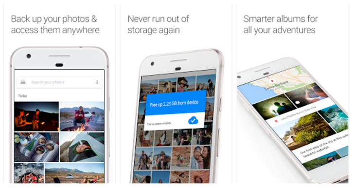 Google Photos will now cache videos you've watched to avoid using more data when replaying them
