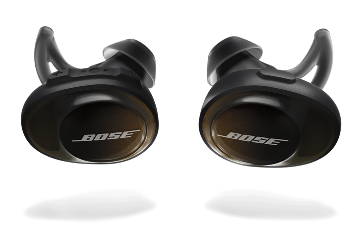 Bose launches pricey SoundSport Free wireless earbuds, plus a ridiculous neck speaker