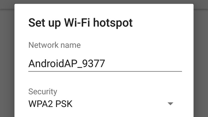 Android O feature spotlight: Default Wi-Fi hotspot SSIDs are now unique