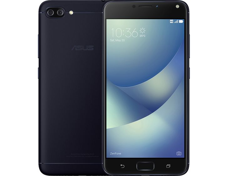 Asus announces ZenFone 4 launch in US and Canada, starting today with the ZenFone 4 Max