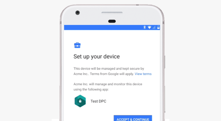 Google announces Android 'zero-touch enrollment,' makes rolling out Android devices in organizations easier