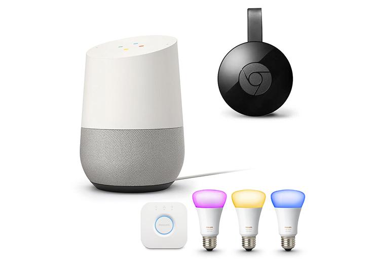 [Deal Alert] Get a Google Home, Hue White & Color A19 starter kit, and Chromecast for $209 at Best Buy ($135 off)