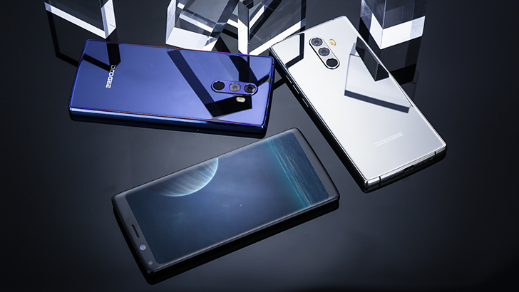 Doogee's Mix 2 phone has 'minimal bezels, maximal views'