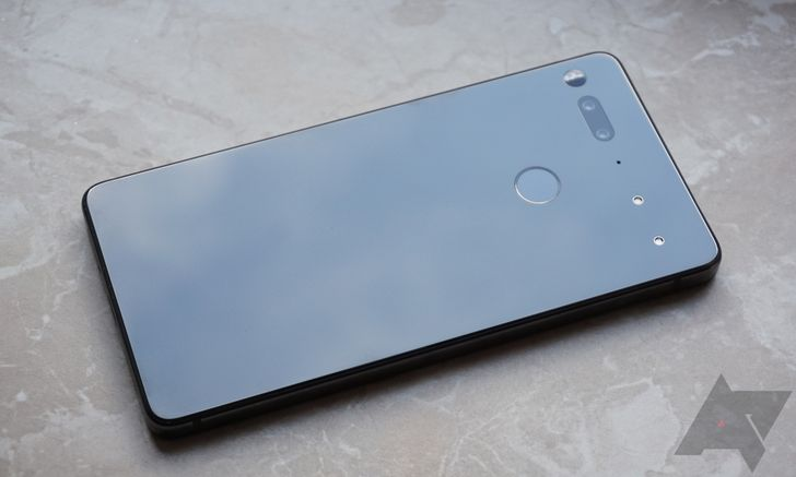 The unlocked Essential Phone is now available from Best Buy