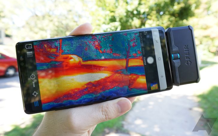 FLIR One Pro review: An excellent mobile thermal camera, for a price