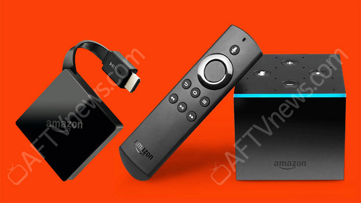 Amazon's two 2017 Fire TV models are a mid-range dongle and a cube-shaped flagship box