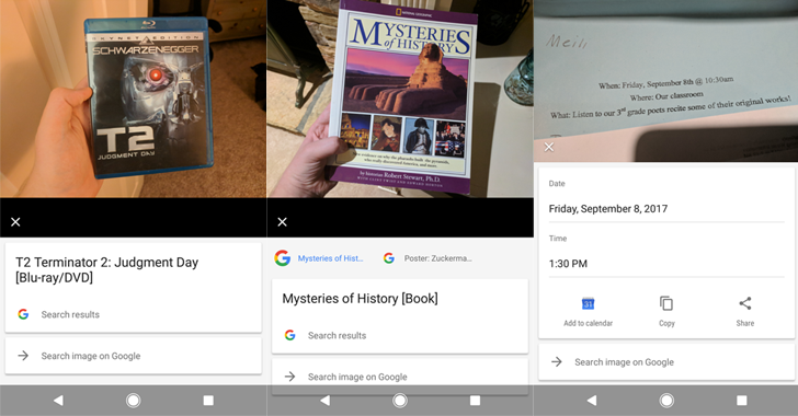 Hands-on with Google Lens: Promising, but it's too early to judge