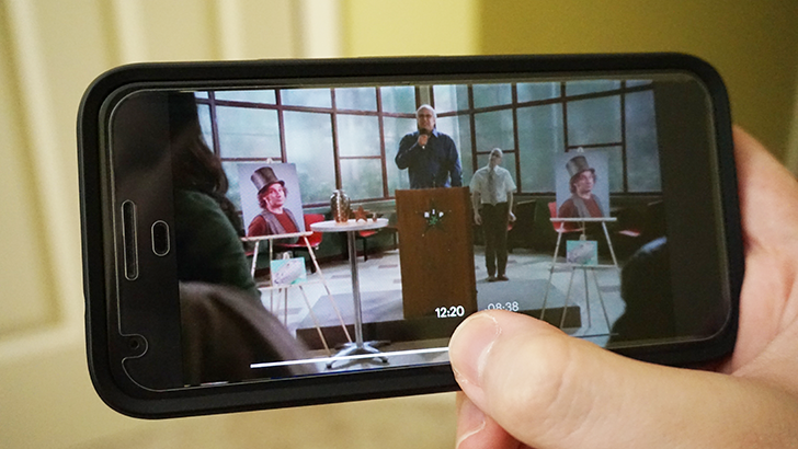 Hulu adds full-screen scrubbing previews to its Android app