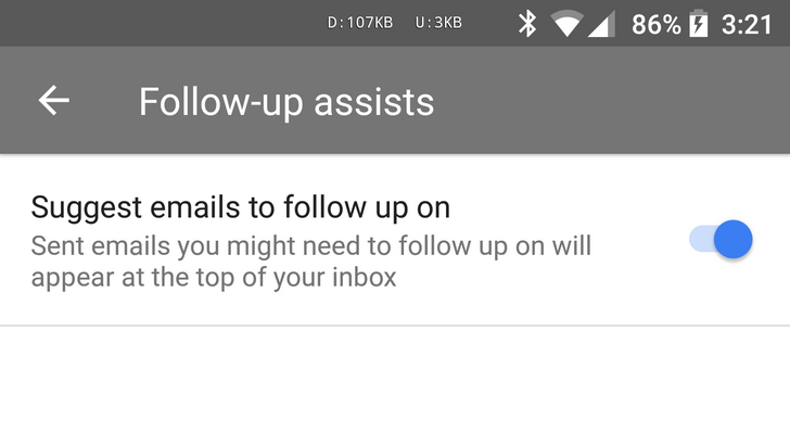 [Update: Reply reminders too] Google Inbox now reminds you to follow up on important emails