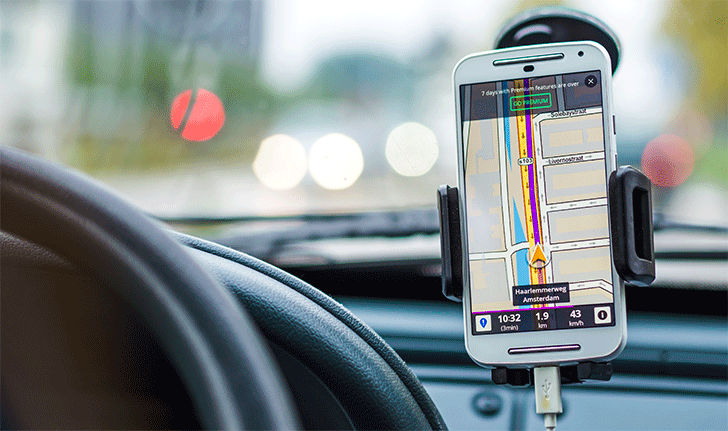 New GPS chips in 2018 smartphones will help you avoid that 10 mile detour after a missed turn