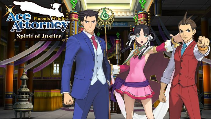 Capcom has ported 'Phoenix Wright: Ace Attorney − Spirit of Justice' to Android, and you can grab it today for $19.99
