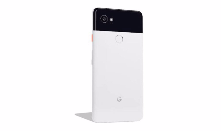 %name Pixel 2 XL leaks: the images showing off back of smartphone in two different color variants