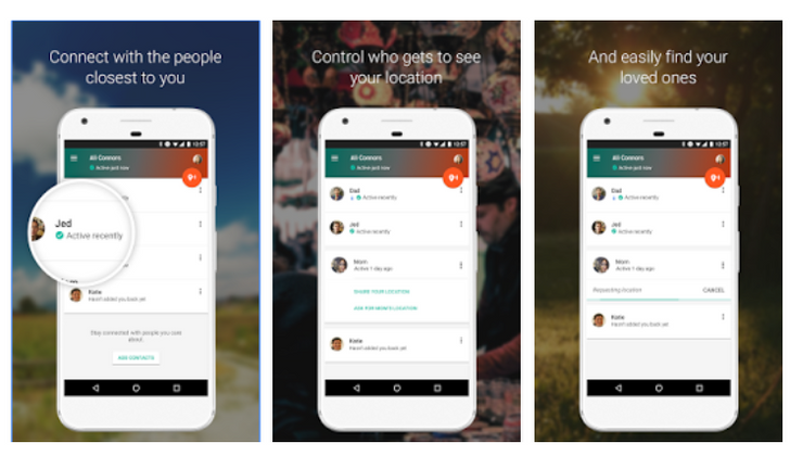 Google's Trusted Contacts now lets you schedule location alerts that work even if your phone is dead or has no signal