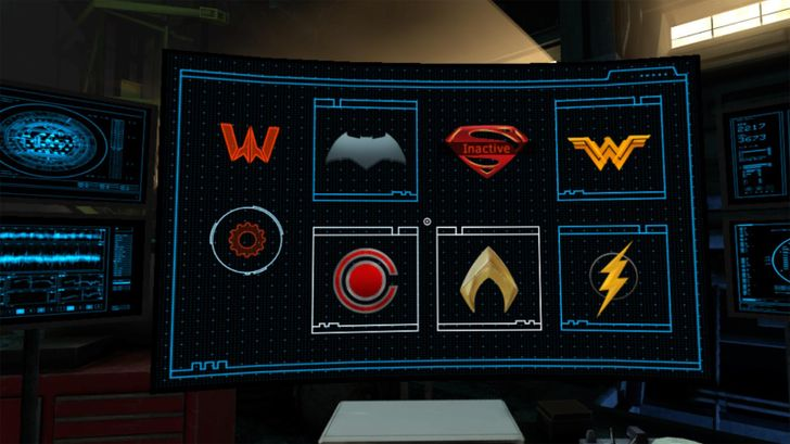 Justice League VR: Join the League is a completely free Cardboard VR minigame collection from Warner Bros.