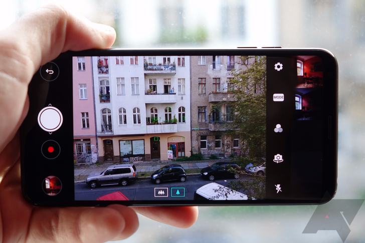 LG V30 camera app gets ported to G6, adds nearly all of the V30's modes and features