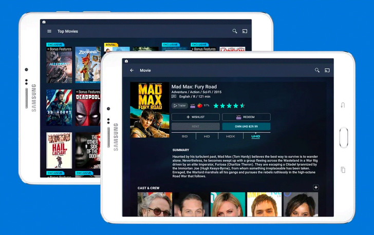 Latest Vudu update adds multiple features, including a watch list, swag shop, and video zooming [APK Download]