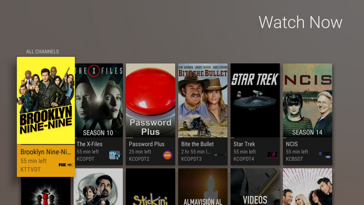 Plex live TV support comes to Fire TV and web interface