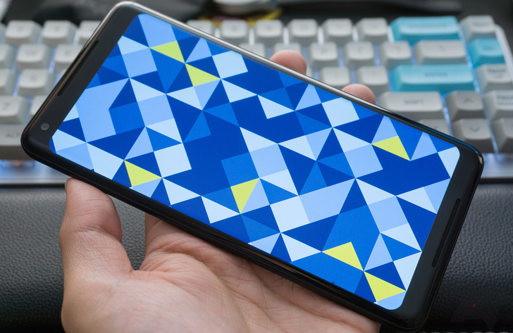 Google says that the Pixel 2 XL display's blue shift is normal, much to owners' dissatisfaction