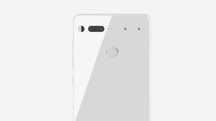 Pure White Essential Phone can now be ordered at Essential.com
