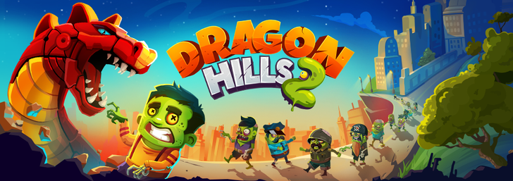 Dragon Hills 2 by Rebel Twins tunnels its way onto the Play Store