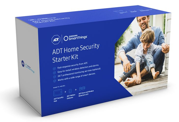 SmartThings announces home security system with ADT monitoring