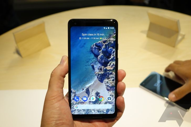 Verizon stores will have Pixel 2 and Pixel 2 XL display units tomorrow, October 12th