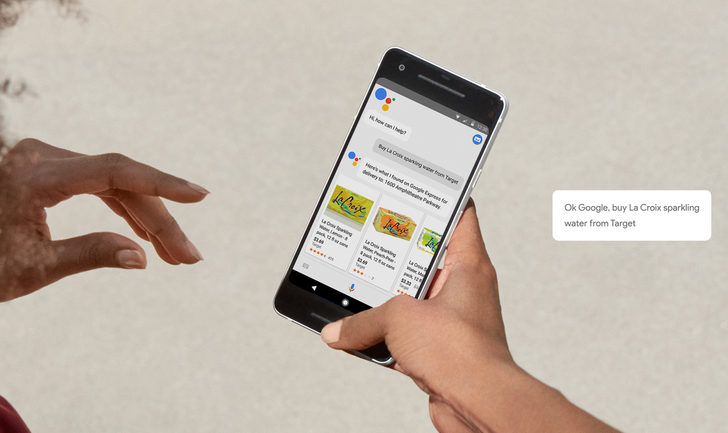 Make your next Target purchase from the sofa with Google Express