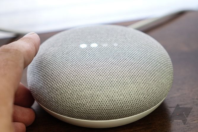 Google permanently removes top touch functionality on Home Mini
