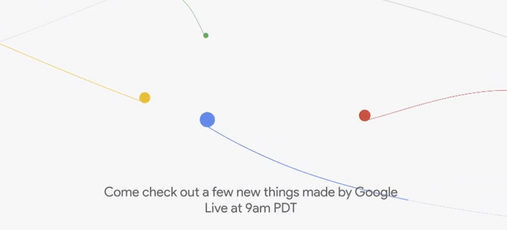 You can watch Google's event live here