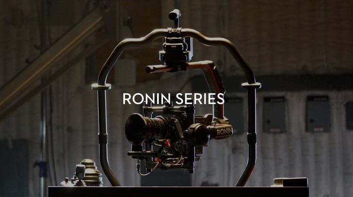 DJI publishes companion app for Ronin, its line of premium gimbals, on the Play Store