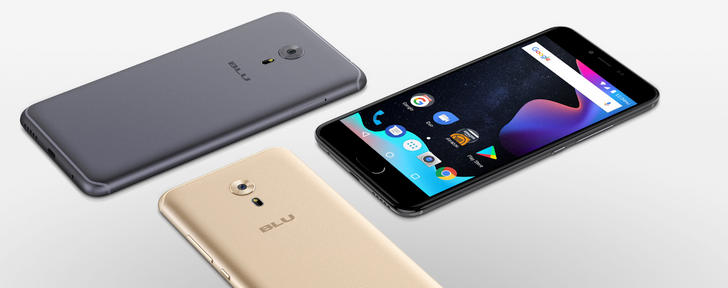 "BLU S1 is company's first Sprint-compatible phone, sports 5.2"" 720p display and MediaTek MT6750"