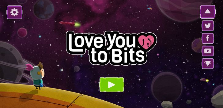 The critically acclaimed point and click adventure 'Love You to Bits' just landed on Android