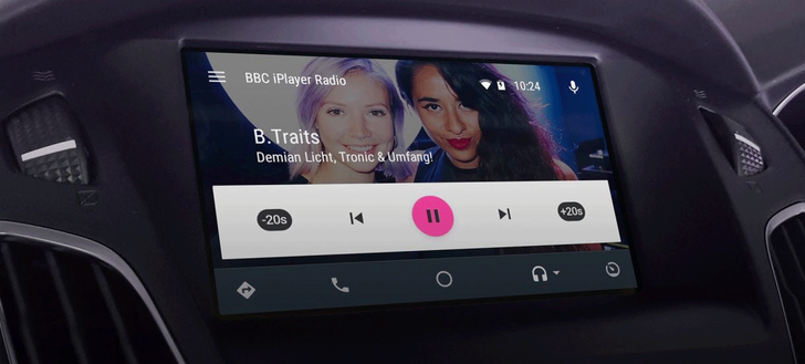 BBC iPlayer Radio app updated to support Android Auto [APK Download]