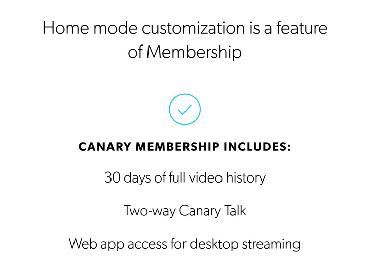 [Update: Official statement] Canary screws its free users, reduces videos to 10sec previews and removes plenty of other features