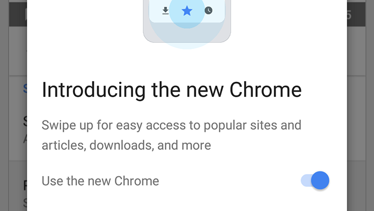[Update: Probably being revamped] Google might be scrapping plans for the 'Chrome Home' bottom address bar interface