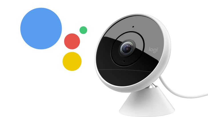 Logitech Circle cameras now support Google Assistant and Chromecast streaming
