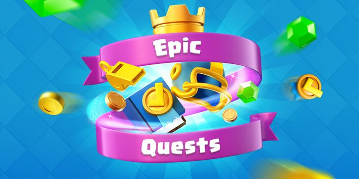 Clash Royale's 'Epic Quests Update' brings a ton of new modes and gameplay tweaks