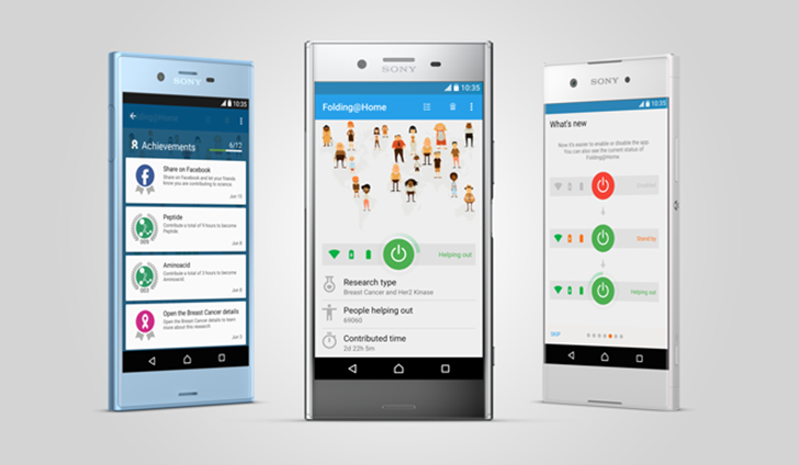 Folding@Home Android app is now open source