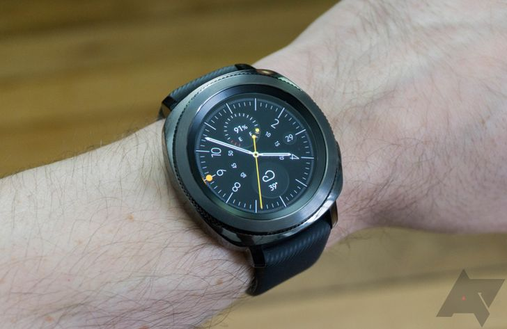 Samsung Gear Sport review: A smartwatch regular people might actually buy