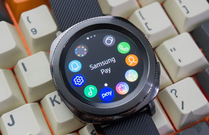 Samsung Gear Sport drops to $159 ($120 off) at Best Buy and Amazon