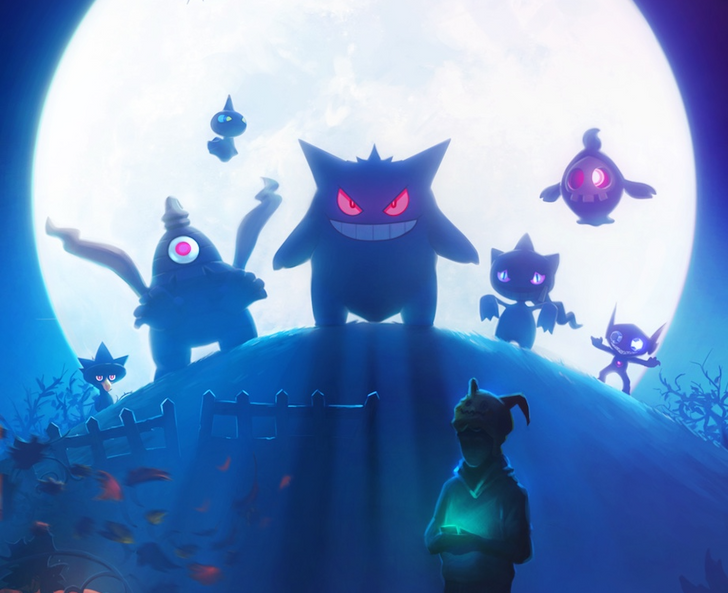 Pokémon GO APK teardown hints at Halloween Gen 3 release