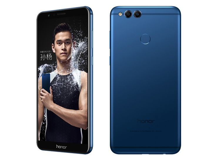 Huawei announces the Honor 7X in China with 18:9 display and aluminum chassis