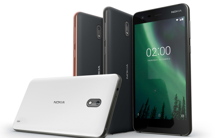 HMD announces the €99 Nokia 2 with low-end specs and an impressive 4100mAh battery