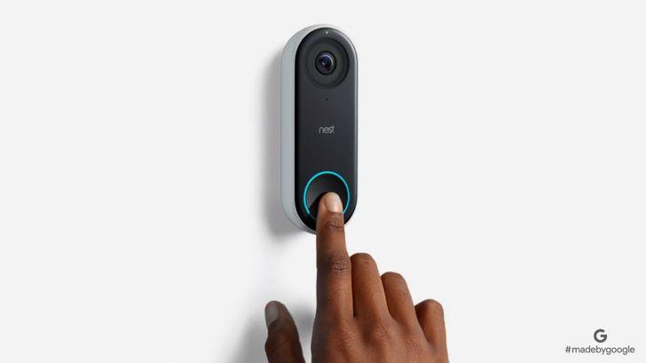 Nest Hello doorbell will begin shipping on March 15