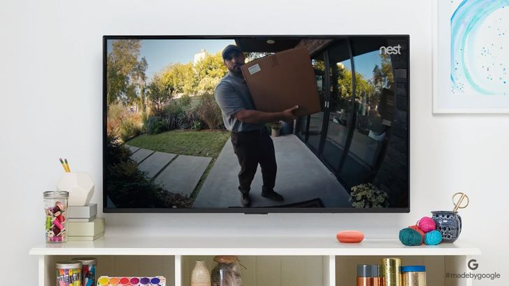 Nest camera support is coming to Google Home/Chromecast