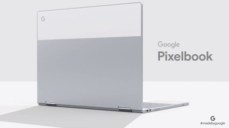 Google's Pixelbook is official, starts at $999 with an optional stylus for $99