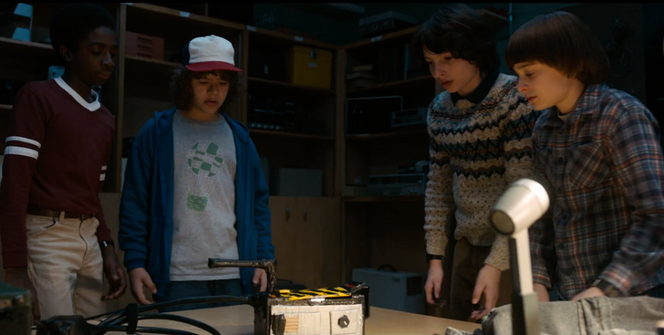 Google Home game lets you talk to the Upside Down in Stranger Things